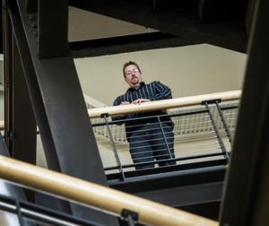 EWU engineering student Jared Mauldin wrote a recent letter to the editor of the student newspaper saying female engineering students aren't his equal because they weren't given the same encouragement he had growing up. (Colin Mulvany / The Spokesman-Review)