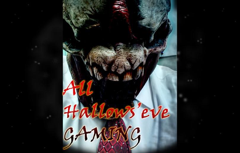 All Hallows Eve Gaming (Andrew Smith)