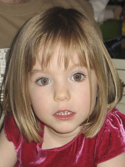 This undated  photo shows Madeleine McCann. British police said on Wednesday June 3, 2020, a German man has been identified as a suspect in the case of a 3-year-old British girl who disappeared 13 years ago while on a family holiday in Portugal. (AP)