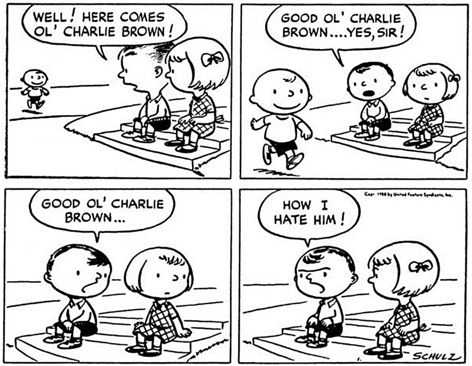 Charles Schulz Peanuts Turns 70 The Spokesman Review