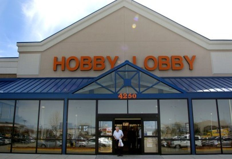 Hobby Lobby stores are raising their minimum wage to $10 an hour. (Emily Zoladz   The Grand Rapids Press) (Emily Zoladz / The Grand Rapids Press)