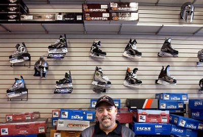 Gear Up At Hockey Armor The Spokesman Review
