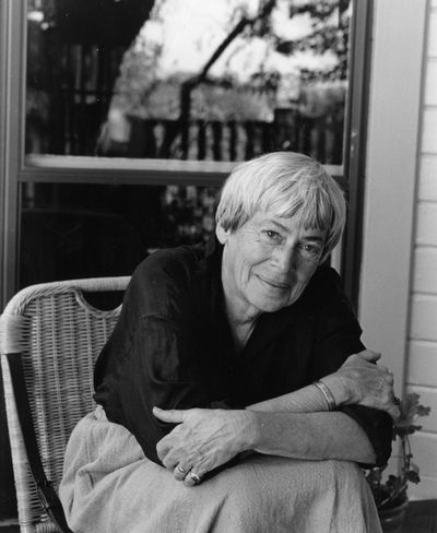 Ursula K. Le Guin, whose science fiction and fantasy novels and stories helped elevate the genre, has died at her Portland home. She was 88. (Marian Wood Kolisch)
