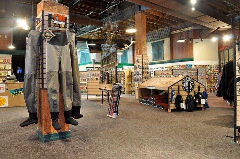 Westslope Fly Shop opened Nov. 20, 2010, in at Riverwalk, 1003 E. Trent Ave. (Westslope Fly Shop)
