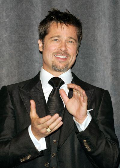 Brad Pitt (Associated Press / The Spokesman-Review)