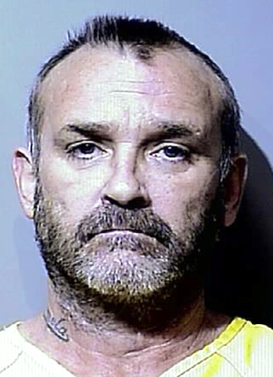 Walter L. Miles, 55, of Coeur d'Alene (Kootenai County Sheriff's Office booking photo)