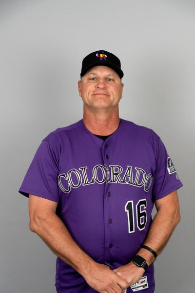 The Colorado Rockies announced veteran manager Scott Little as the new manager of the Spokane Indians on Tuesday, Feb. 23, 2021.  (Colorado Rockies/courtesy)