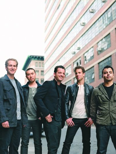 Alt-jam band O.A.R. starts the West Coast leg of its latest tour on Thursday at the Knitting Factory.  Photo courtesy of Danny Clinch (Photo courtesy of Danny Clinch / The Spokesman-Review)
