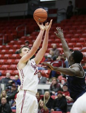 Josh Hawkinson picked up his seventh double-double. (Associated Press)
