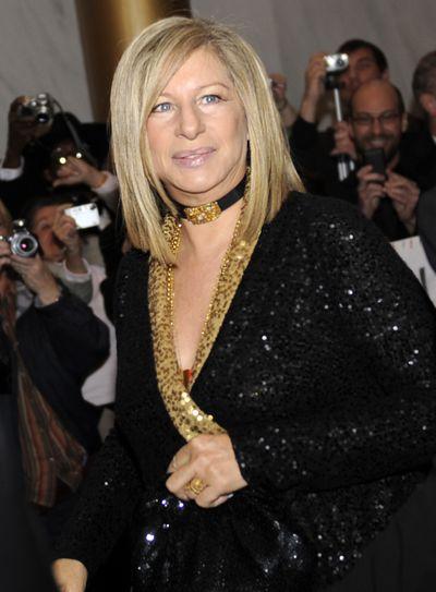 Barbra Streisand (Associated Press / The Spokesman-Review)