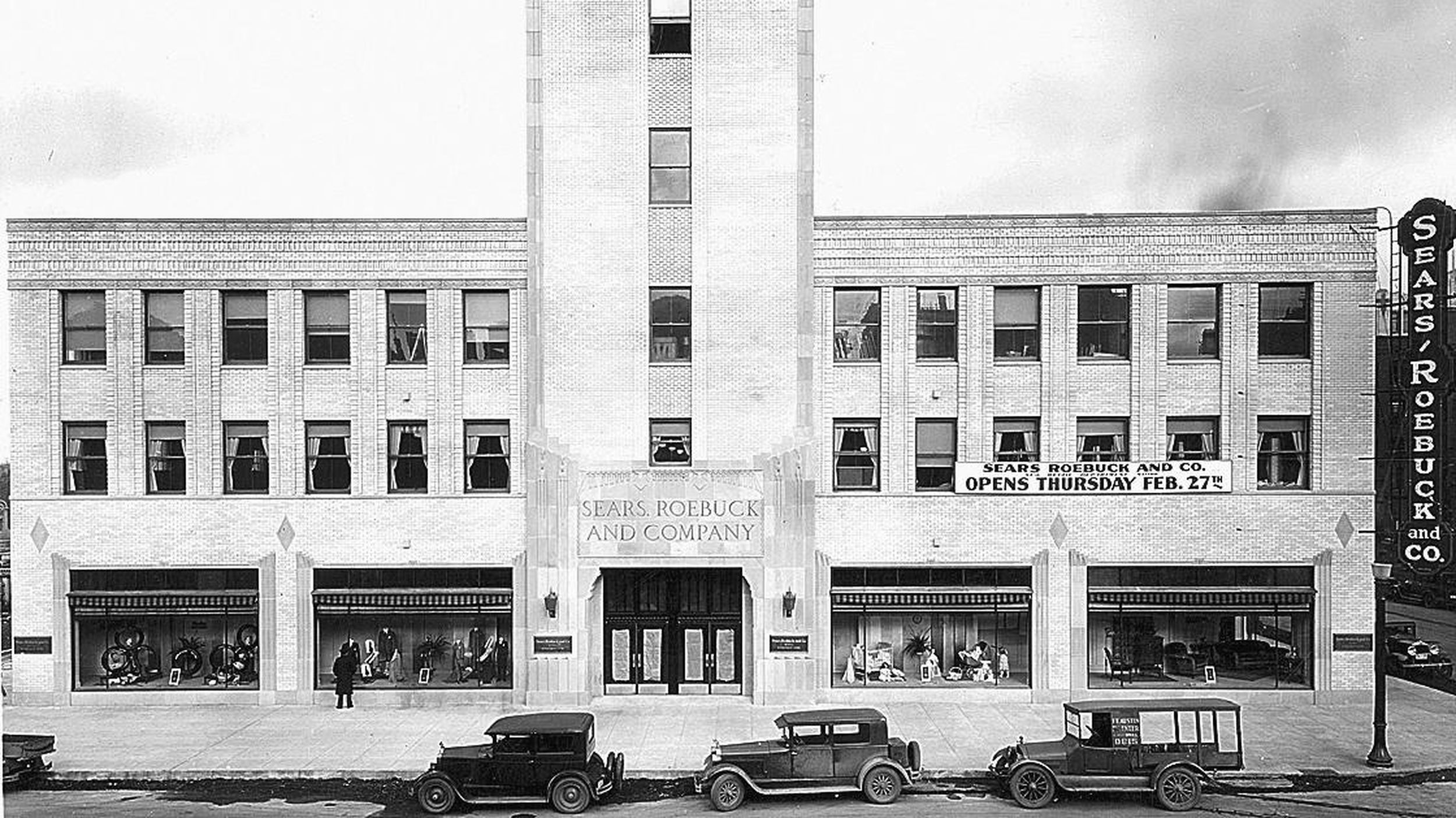 As Sears Declares Bankruptcy The Retailers Storied History In Spokane Mirrors Its Rise And Fall The Spokesman Review