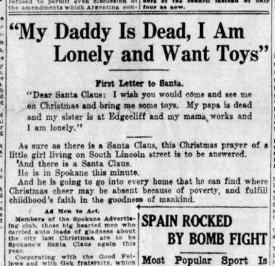 (Spokane Daily Chronicle archives)