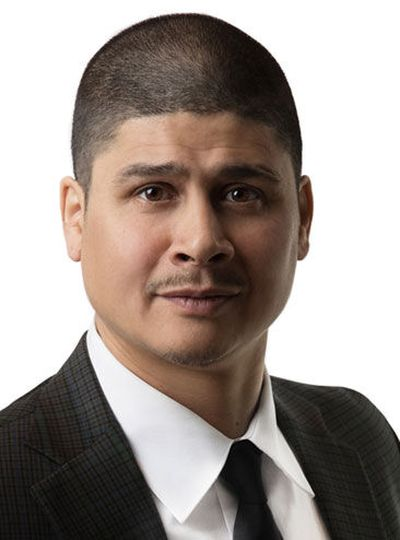 Arian Noma, the elected prosecutor in Okanogan County, will resign office Jan. 15, 2021.  (Thomason Justice PS)