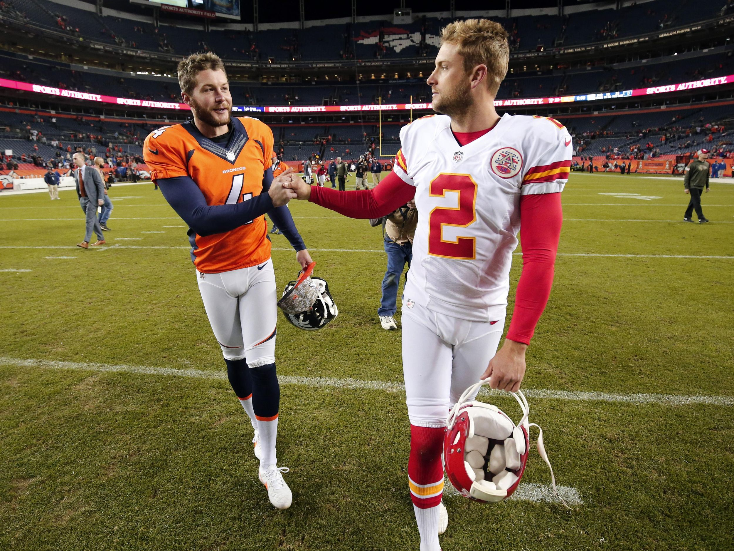 Britton Colquitt wants Super Bowl ring to add to family collection ...