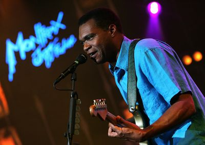 The Robert Cray Band will perform at the Knitting Factory on Saturday.  (Associated Press / The Spokesman-Review)