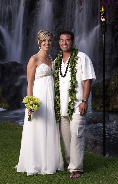 Kate and Jon Gosselin (Associated Press / The Spokesman-Review)