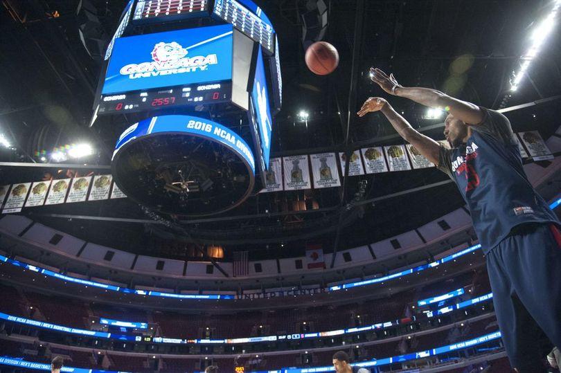 Gonzaga guard Eric McClellan is key to successful outcome against Syracuse. (Dan Pelle /SR)