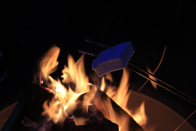 Homemade marshmallows are plump, soft and pillowy – perfect on their own or toasted around a campfire for that summertime classic, s'mores. (Adriana Janovich)