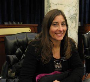 Rep. Heather Scott, R-Blanchard (Betsy Z. Russell)