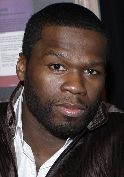 50 Cent (Associated Press / The Spokesman-Review)