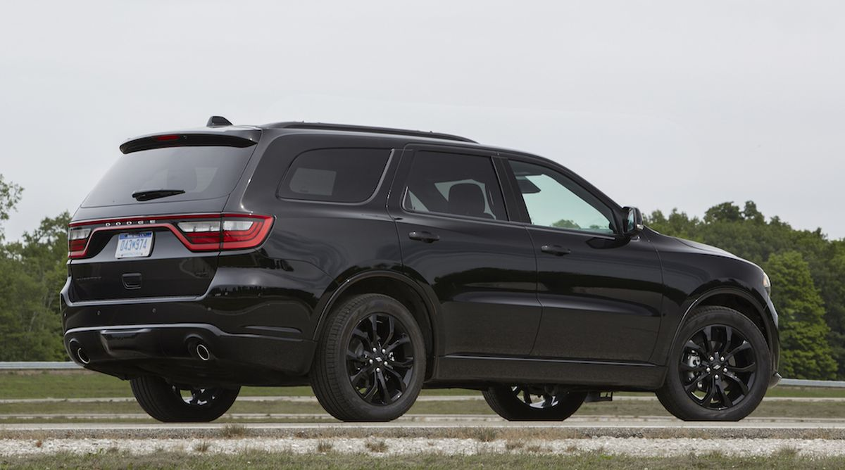 2019 Dodge Durango Breaks Rules Offers Buyers More Choice The Spokesman Review