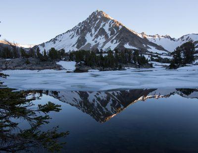 White Cloud Mountains. (Bob Drzymkowski)