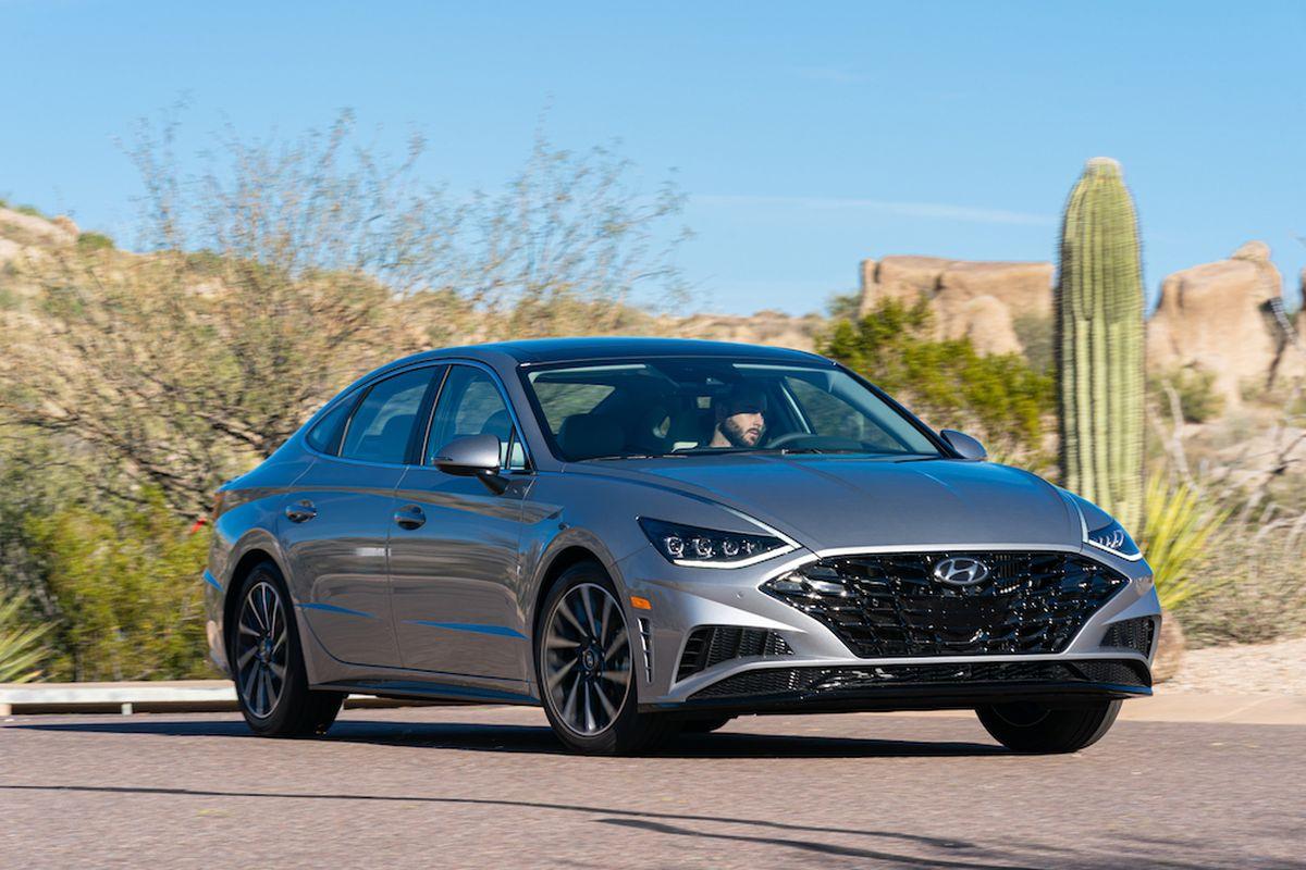 2020 Hyundai Sonata All New Family Sedan Leaves Big Impression The Spokesman Review