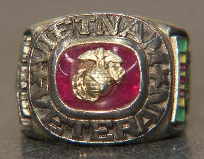A ring commemorating Vietnam Veterans was found near one of the registers at a Spokane Valley Ace Hardware almost two years ago. A cashier rediscovered last week it in the store's lost and found. (KHQ.com)
