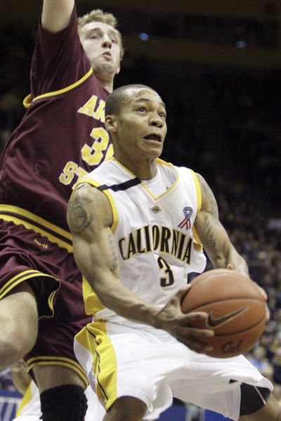 Jerome Randle has played a key role  in California's early-season success. (Associated Press / The Spokesman-Review)