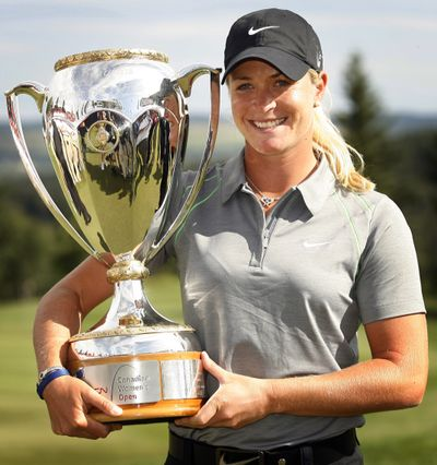 Suzann Pettersen hadn't won on the LPGA Tour since 2007. (Associated Press / The Spokesman-Review)