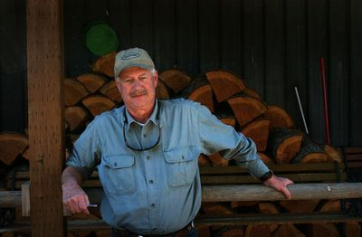 Dr. Jerry Ponti has been the Fish and Wildlife Department's go-to man for critters issues. (File / The Spokesman-Review)