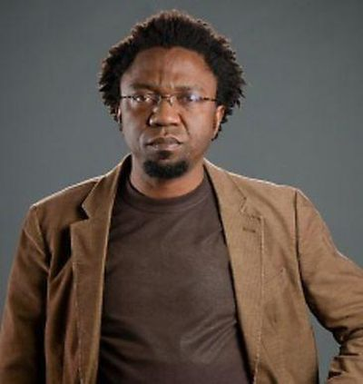In this undated file photo provided by Stony Brook University, Professor Patrice Nganang is shown. (Associated Press)