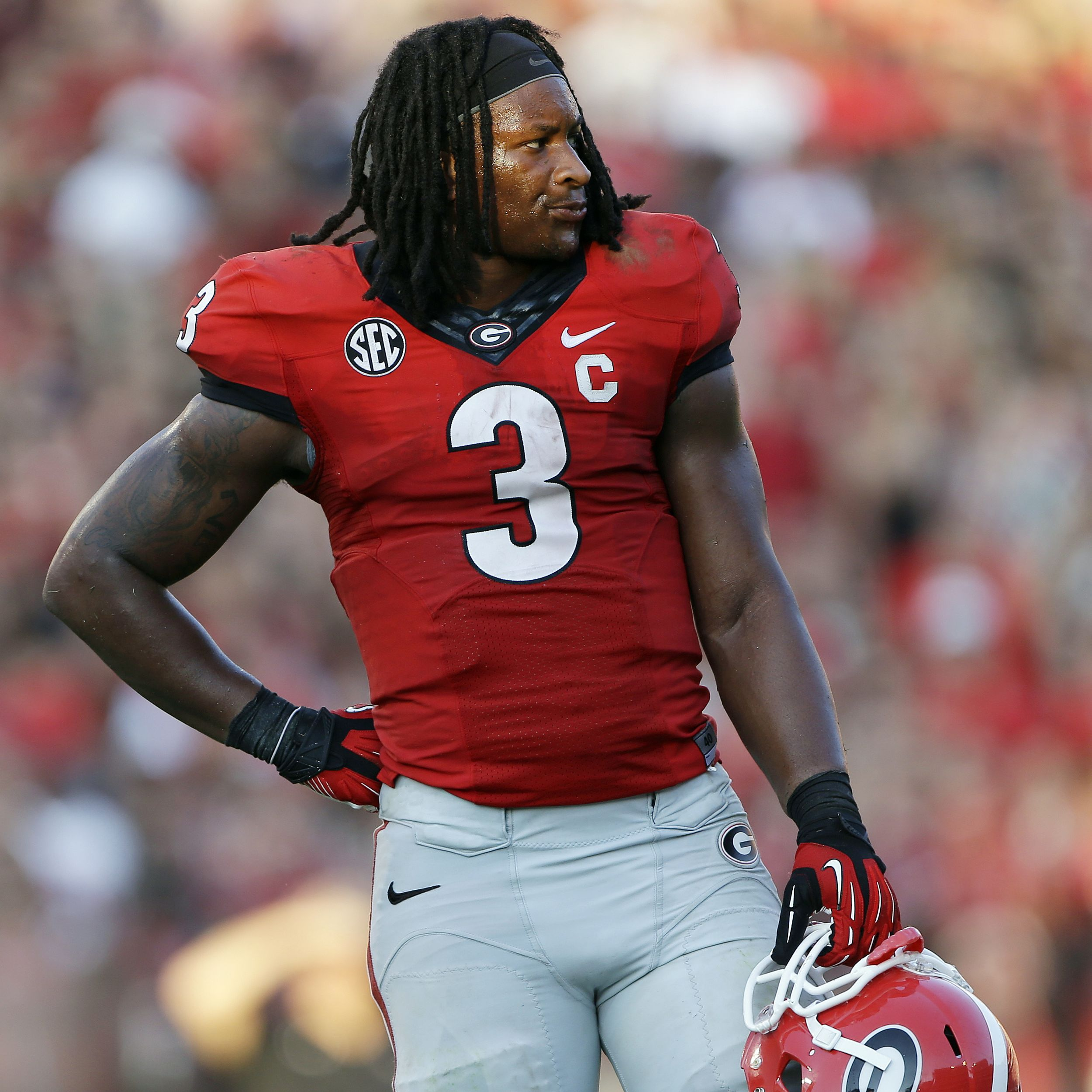 No 13 Georgia Suspends Rb Todd Gurley Indefinitely The Spokesman Review