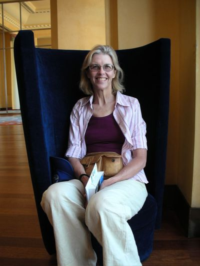 Author  Jane Smiley headlines tonight's portion of  Get Lit! Courtesy of  Jane Smiley (Courtesy of  Jane Smiley / The Spokesman-Review)