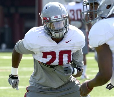 Junior safety Deone Bucannon has started 19 games for the Cougars. (Dan Pelle)