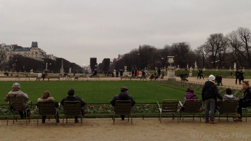 Photo of photos enjoying the Luxembourg Gardens on a Sunday afternoon in Paris. (Cheryl-Anne Millsap / Photo by Cheryl-Anne Millsap)