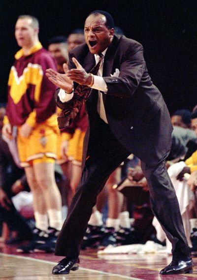 Former WSU coach George Raveling retired from coaching in 1994 while at USC. (Associated Press)