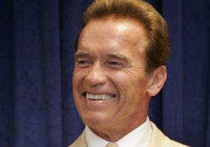 Associated Press Arnold Schwarzenegger  (Associated Press / The Spokesman-Review)