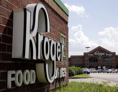 A Kroger store in Houston. (David J. Phillip / AP)