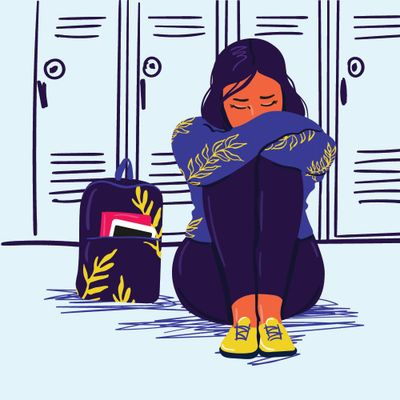 The Mayo Clinic says depression is more common among teens than previous thought. (Shutterstock)