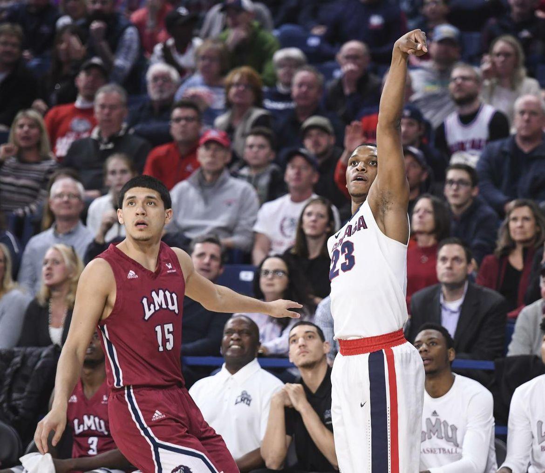 Gonzaga-LMU postgame interview: Zach Norvell Jr.