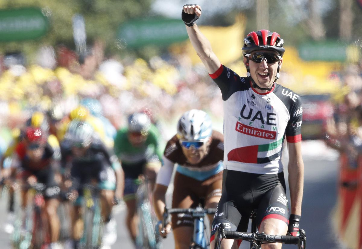 Tom Dumoulin Romain Bardet Lose Time At Tour De France After Bikes Break The Spokesman Review