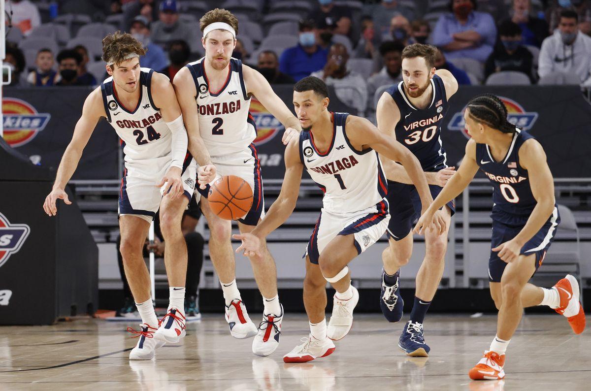 College basketball: Gonzaga 98, Virginia75 | The Spokesman-Review