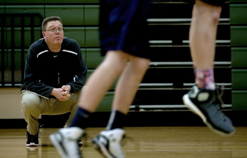 Lake City boys basketball coach Jim Winger says age is a state of mind.