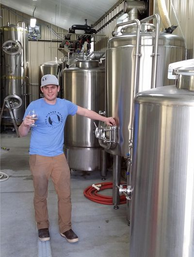 Mike Detar of Hidden Mother brewing company, which is opening a taphouse in Spokane. (Courtesy photo)