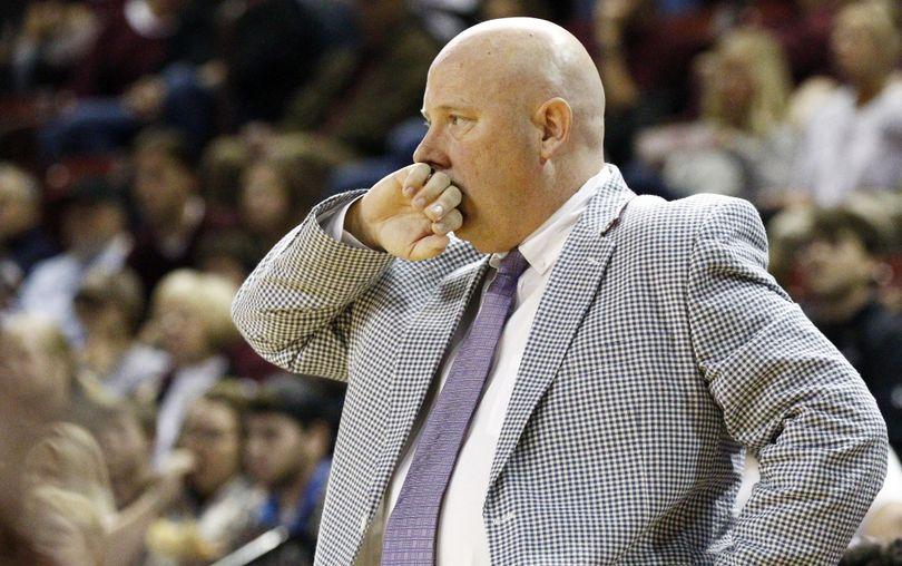 Eastern Washington coach Jim Hayford. (AP)