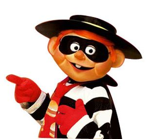 Hamburglar picture for Sirens & Gavels. (The Spokesman-Review)