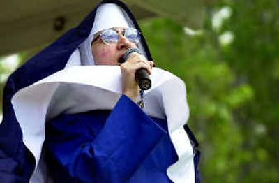 The Singing Nuns Christmas Concert, Mt. St. Michael Convent 2020 Singing Nuns celebrating 25 years | The Spokesman Review