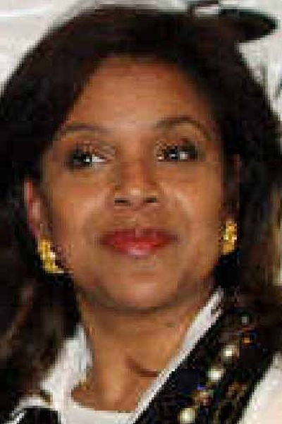 Phylicia Rashad  (The Spokesman-Review)