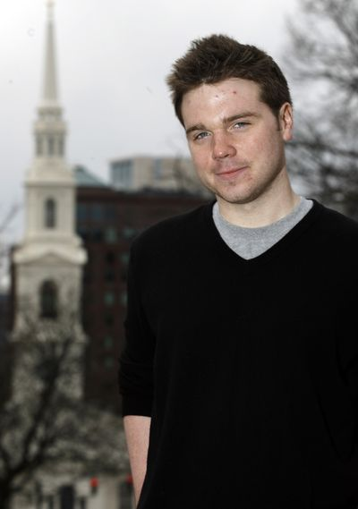 """Kevin Roose is a Brown University senior and author of """"The Unlikely Disciple.""""  (Associated Press / The Spokesman-Review)"""